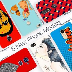 Launching phone cases for 6 new models!  #OnePlus3 #MiMax #Mi5 #MotoG4 #LeEco2 #RedmiNote3 Grab them all!  #Xiaomi #OnePlus #Letv #Motorola #Colorpur #Bangalore #Design #art #doodle #graphic #design #flatlay #blogger #delhiblogger #mobilecases #mobilecover #love #cute #painting #zendoodle #travel #bengaluru #Delhi #Mumbai