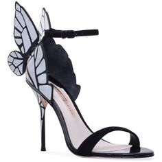 d7104301edf Sophia Webster Chiara Butterfly Sandals ( 645) ❤ liked on Polyvore  featuring shoes