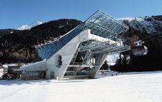 driendl*architects-Galzigbahn cable car station