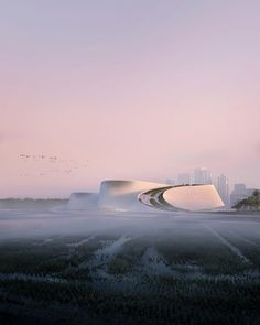 Gallery of 3XN, B+H and Zhubo Win Competition to Design the New Shenzhen Natural History Museum - 1