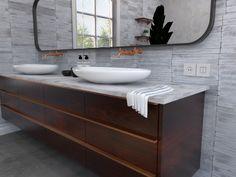 3D rendering of bathroom vanity by bevel.co.za Interior Rendering, 3d Rendering, Interior Design, Double Vanity, Parks, Bathroom, House, Design Interiors, Bath Room
