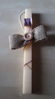 #handmade #easter #candles