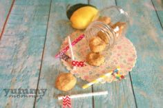 lemon cookies from Crete {Κρητικά κουλουράκια λεμονιού} | yummymommy.gr Cookie Cups, Baby Food Recipes, Cookies, Sweets, Cup Cakes, 12 Months, Babies, Recipes For Baby Food, Crack Crackers