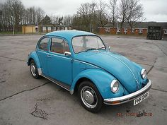 Vw Beetle 1976 Project  - http://classiccarsunder1000.com/archives/31575