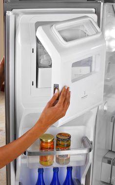 KitchenAid Architect Series Refrigerator, Remodelista | Fridges | Pinterest  | Refrigerator