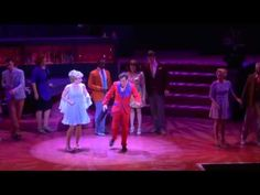 A look at the Nutty Professor Musical, Danny Young on Drums