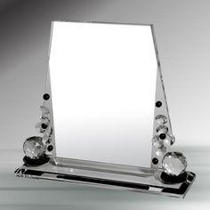 Taşlı Kristal Plaket - Plaket, Şilt - Durbuldum.com - fırsat