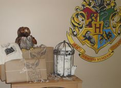 Harry Potter Party: Decorations