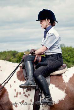 Side Saddle | by Jennifer O'Sullivan Photography