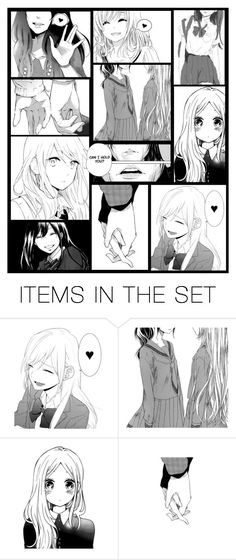 """Loving Someone"" by blue-kiwi ❤ liked on Polyvore featuring art, gay, manga, LoveisLove, lgtb and lovewins"