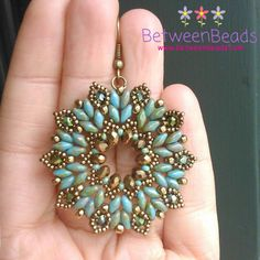 www.betweenbeads.com Tutorial here: https://www.youtube.com/watch?v=ps9OVVtYHEQ