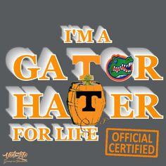 Gator Hater!!