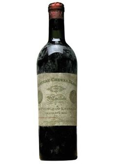 Chateau Cheval Blanc: tasted the1988 vintage