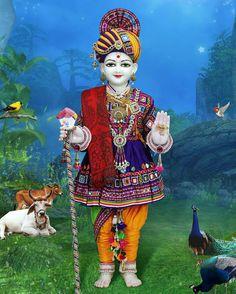 Rupala Ghanshyam maharaj Lord Krishna Images, Radha Krishna Pictures, Krishna Radha, Hare Krishna, Goddess Fancy Dress, Hindu Deities, Hinduism, Lord Photo, Bal Gopal