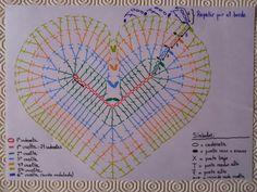 Crochet Bows, Crochet Diy, Crochet Butterfly, Crochet Stars, Form Crochet, Crochet Gifts, Crochet Doilies, Crochet Motif Patterns, Stitch Patterns