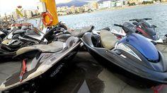 La Guardia Civil detiene durante el mes de agosto en #Tarifa a quince personas por transportar a inmigrantes en motos de agua Los pilotos de las motos de agua dejan a los inmigrantes en las cercaní...
