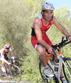 Triathlon - Beispiel für individualisierten Plan