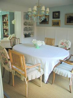 Pretty Pretty Dining Room