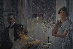 Seeking Beauty - History of Art:Stanley Cursiter (Scottish, 1887 - 1976)
