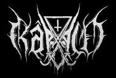 KÂHLD Black Metal Logo