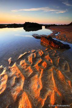 Bungan Beach, Northern Beaches, Sydney, Australia. By Yury Prokopenko