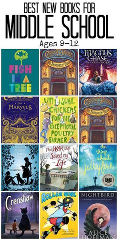 For kids ages 9-12, take in the best middle school books and late elementary reads of 2015.Modify your meta description by editing it right here
