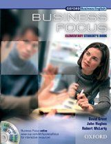 A two-level foundation course in business English. 100 hours of teaching material, supported by a further 100 hours of self-study materials on CD-ROM, on audio CD, in the Student's Book and Workbook, and on the Business Focus website.