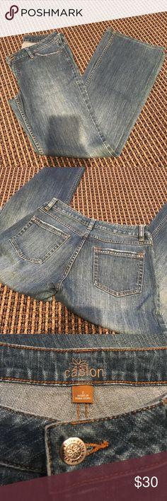 Caslon (Nordstrom) Jeans Size 2. Boot cut. Caslon Jeans Boot Cut