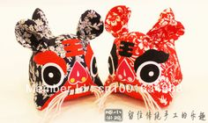 Chinese traditional gift handmade  tiger