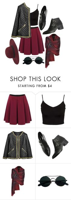 """""""Planning on what to wear today :) 1"""" by dancing-on-the-table ❤ liked on Polyvore featuring Glamorous, Forzieri and Maison Scotch"""
