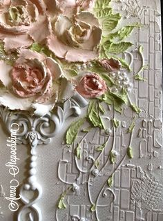 Sculpture Painting, 3d Painting, Paper Clay Art, Plaster Art, Clay Art Projects, Wooden Art, Pottery Studio, Mosaic Art, Diy Art