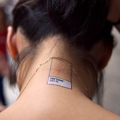 Tattly's - designer temporary tattoo's I'm especially fond of the Tattone!