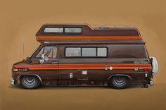 #chevrolet #chevroletvan #chevy #chevyvan #camp #camping #campvan #retro #classic #old #vanlife #vanlifediaries #exploretheworld #homeiswhereyouparkit #travel #homeonwheels #art #van #bus #vanbus