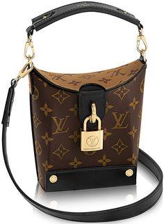 ea8eb0d347ce Louis-Vuitton-Bento-Box-Bag Brown Crossbody Purse