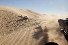 Dune Buggies in Glamis, CA