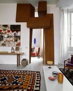 Global modern, Casa Sala by Bergdorf