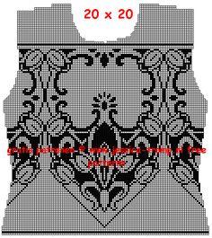 mooie haakpatronen (4) (492x553, 4Kb)