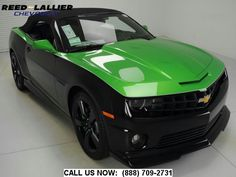 2012 Camaro SS Convertible, color is decent but its still a camaro