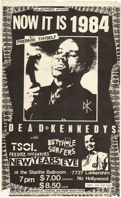vintage punk posters - Google Search