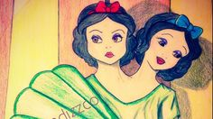 An artist transformed the Disney princesses into the stars of American Horror Story: Freak Show.