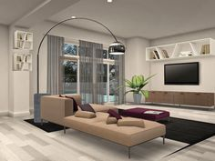 Sofa, Couch, Furniture, Html, Software, Home Decor, 3d, Contemporary Architecture, Architects