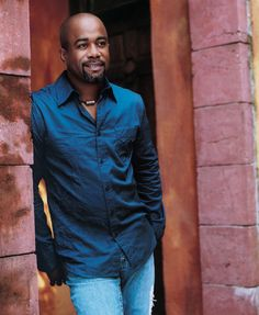 Darius Rucker has become one of my favorite country artists.