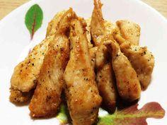 鶏胸肉の簡単おつまみ(ささ身でも)の画像
