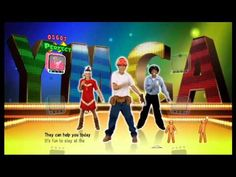 Just Dance Kids YMCA - YouTube