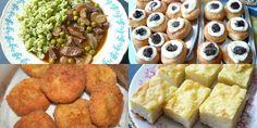 Tipy na večeru Hamburger, Muffin, Pizza, Breakfast, Food, Morning Coffee, Essen, Muffins, Burgers
