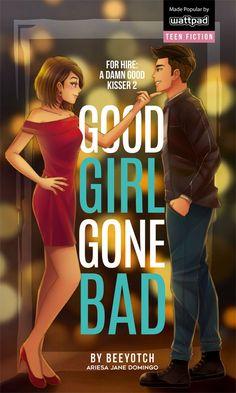 Love this book💗 Wattpad Published Books, Wattpad Book Covers, Wattpad Books, Wattpad Stories, Pop Fiction Books, Good Kisser, Good Girl Gone Bad, Walking In The Rain, Old Soul