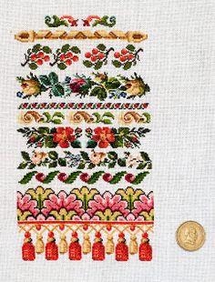 pelin tezer cross stitch
