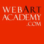 Web Art Academy you tube lessons