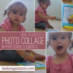 free photoshop elements template - Google Search
