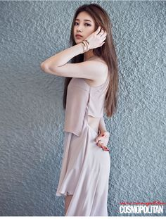 Suzy Enchants In Cartier Pictorial For Cosmopolitan Korea's July 2014 Issue (UPDATED) | Couch Kimchi